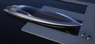 Du thuyền kèm siêu xe Strand Craft giá 27,5 triệu USD