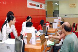 """Chuyện lạ """"vô tiền khoáng hậu"""" ở Techcombank"""