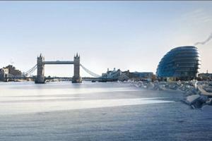 London trong tương lai