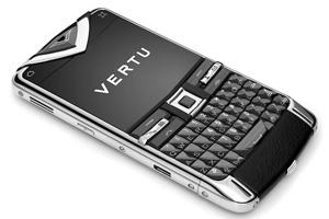 Vertu ra mắt điện thoại bàn phím qwerty mới