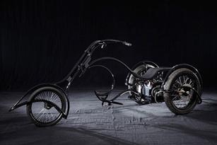 Xe điện 3 bánh E-Trike