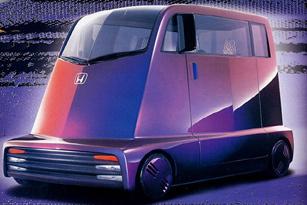 Lịch sử xe concept Nhật qua ảnh (P2)