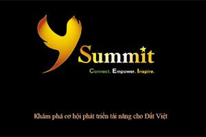YSummit - Khám phá cơ hội phát triển tài năng cho Đất Việt