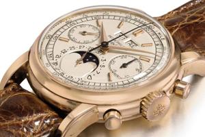 Nhà Christie`s đấu giá hàng trăm đồng hồ đắt tiền