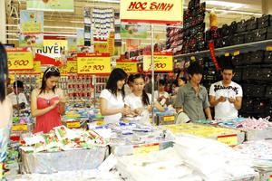 Hà Nội khai mạc tháng khuyến mại 2010