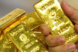 Lại có `bão` giá vàng và USD