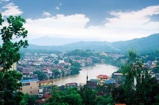 Mở rộng thị xã Cao Bằng