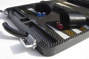 Bộ cờ backgammon quý giá