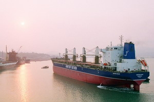 Đăng ký đóng tàu hàng 53.000 tấn cho Thái Lan