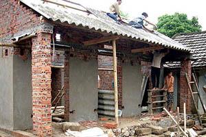 Hộ nghèo tại đô thị được hỗ trợ xây nhà ở