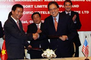 Công ty của ông Đặng Thành Tâm xây resort 5 sao ở Đà Lạt