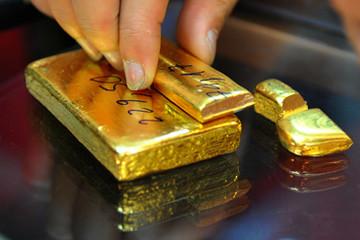 Đề nghị áp dụng thuế xuất khẩu vàng 20%