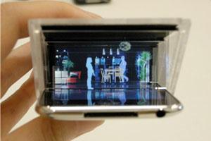i3DG biến phim trên iPhone thành 3D