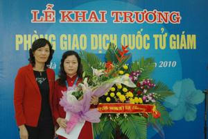 VietinBank Ba Đình khai trương phòng giao dịch Quốc Tử Giám