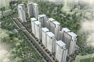 Tập đoàn Nam Cường mở bán 1.588 căn chung cư