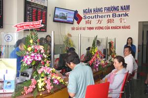 Ngân hàng Phương Nam (SouthernBank) khai trương PGD Lạc Long Quân