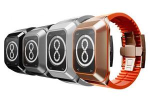Những chiếc đồng hồ điện tử lạ mắt