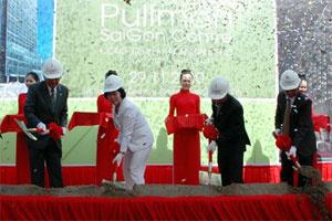Saigontourist khởi công khách sạn 5 sao tại Tp.HCM