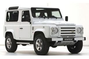Land Rover Defender cho người mê biển