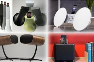 Những thiết bị âm thanh nổi bật 2010