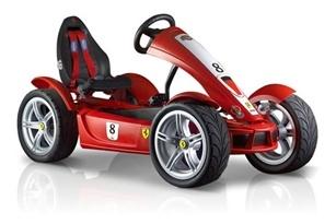 Xe đồ chơi hiệu Ferrari