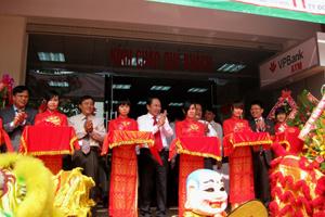 VPBank khai trương Chi nhánh Vũng Tàu
