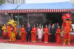 VPBank khai trương phòng giao dịch Hào Nam