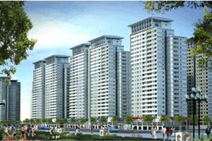 Nam Cường mở bán chung cư CT7A - Lê Văn Lương Residentials