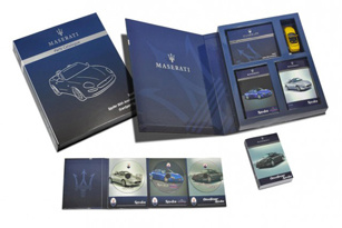 Quà tặng cho người yêu Maserati