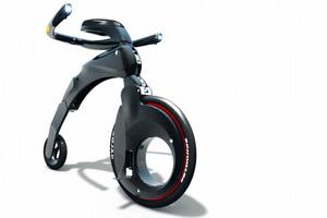 Xe đạp điện mini của thế kỷ 21