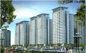 Tiếp tục mở bán chung cư CT7B - Lê Văn Lương Residentials