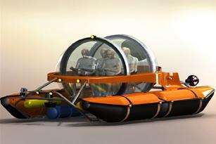 Tàu lặn C-Explorer 5 giá 1,27 triệu USD