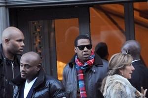 Quà Giáng Sinh xa xỉ từ Jay-Z