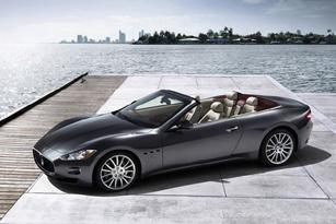 "Maserati GranCabrio ""cháy hàng"""