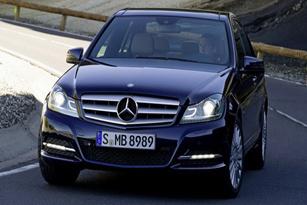 Mercedes C-Class 2012 chính thức ra mắt