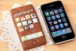 Bánh quy hình iPhone