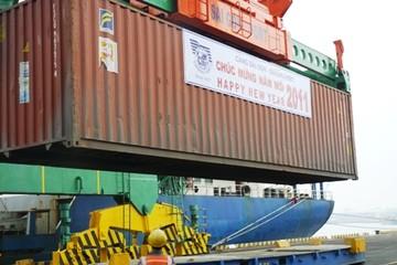 Cảng Sài Gòn dự kiến bốc dỡ 11,2 triệu tấn hàng năm 2011