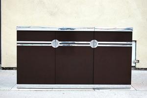 Quầy bar phong cách cổ điển của Pierre Cardin