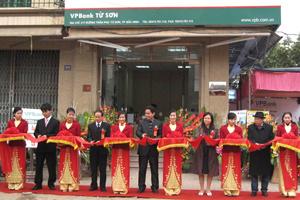 VPBank khai trương điểm giao dịch thứ 150