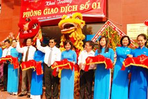 VietinBank khai trương thêm phòng giao dịch tại TP Hồ Chí Minh