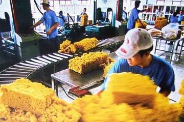 Xuất khẩu cao su, sắn đạt gần 60 triệu USD