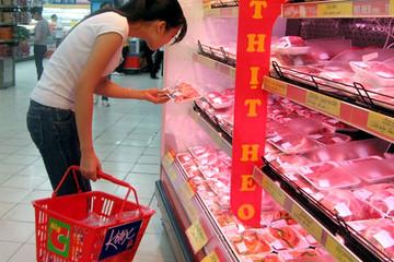 Năm 2011: nhập khẩu khoảng 100.000 tấn thịt