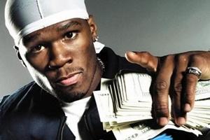 50 Cent kiếm bộn tiền nhờ Twitter