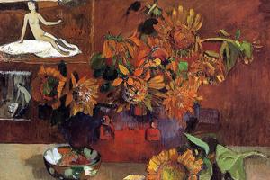 Tranh Gauguin dẫn đầu đấu giá nhà Christie's