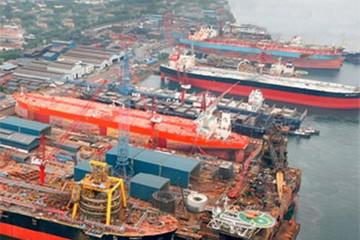 Nam Triệu bàn giao tàu hàng 56.200 tấn cho Liberia