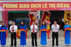VietinBank mở phòng giao dịch Lê Thị Riêng