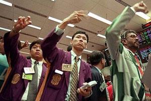 Chứng khoán châu Á tăng điểm theo chứng khoán Mỹ