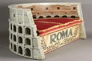 """Sofa cảm hứng """"đấu trường La Mã"""""""