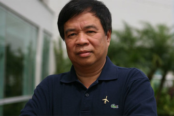 Chủ tịch Air Mekong: 'Kinh doanh thì chấp nhận mạo hiểm'