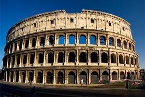Tod's giải cứu đấu trường La Mã